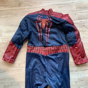 Disney Costumes - Disney Spiderman Costume Size 5/6 with Muscles